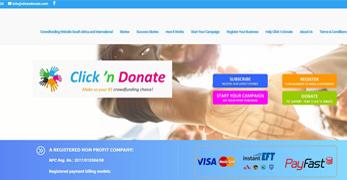 Click 'n Donate